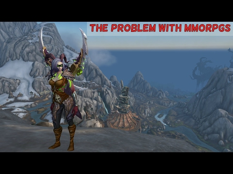 The Problem With MMO's