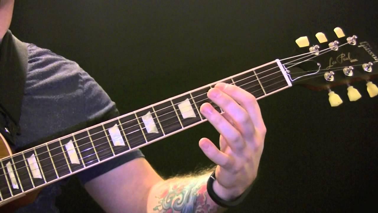 Tom Petty Honey Bee Guitar Tutorial - How To Play Honey ...