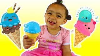 Ice Cream Song   Nursery Rhymes & Kids Songs