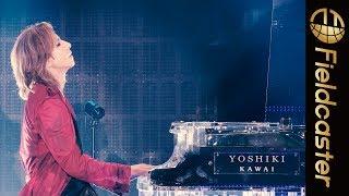 X JAPAN・YOSHIKIの圧巻のライブに観客が感動「Rakuten YOSHIKI Night」