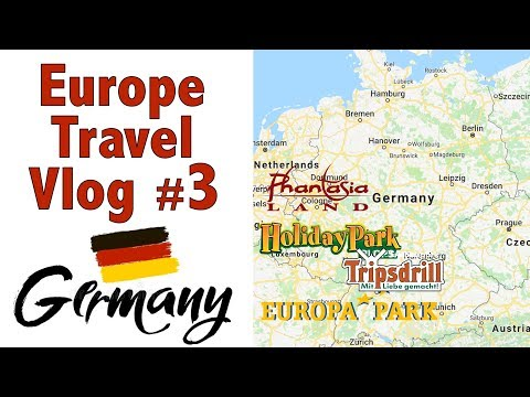 Europe Travel Vlog #3 - Germany