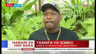 Governor Sonko reveals why Education CES Janet Ouko had to resign