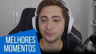 MELHORES MOMENTOS DO ALANZOKA NO FORTNITE