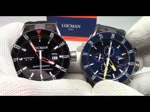 Locman Italian Watches - A Brand Overview
