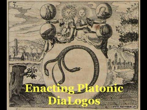 Enacting Platonic Dialogos -1 Chris Mastropietro & Guy Sengstock