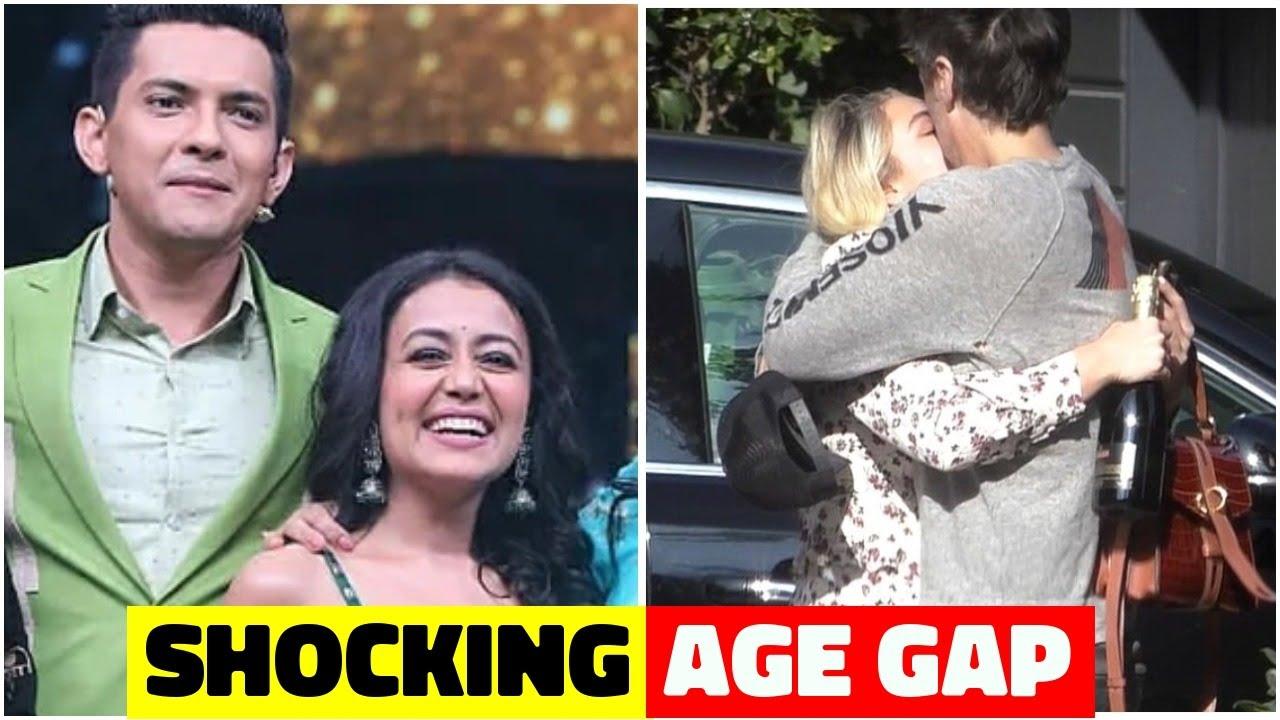 Shocking Age Gap Neha Kakkar And Her B F Aditya Narayan Youtube