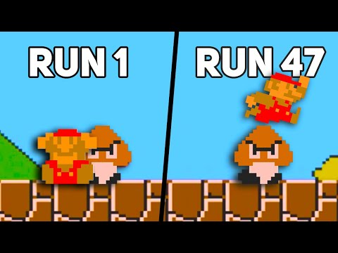 How fast can a speedrunner race Super Mario Bros? - Видео онлайн