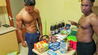 Video Summer Shredding Diet - FULL DAY OF EATING | Cutting Meal Plan |STUDENT SHREDDING EPISODE 1 download MP3, 3GP, MP4, WEBM, AVI, FLV Juli 2018