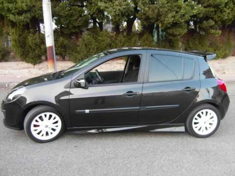 renault clio c tuning youtube. Black Bedroom Furniture Sets. Home Design Ideas