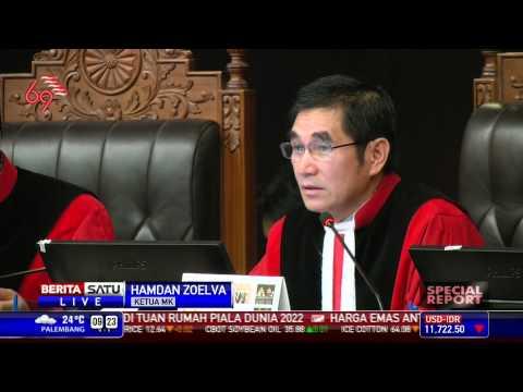 Special Report: Sidang Sengketa Pilpres # 1