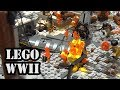 LEGO WWII Stalingrad Battle 1942 | Brick Fiesta 2017