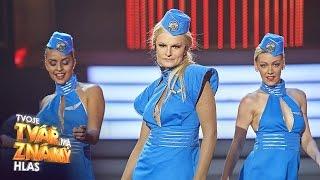 Iva Pazderková jako Britney Spears -
