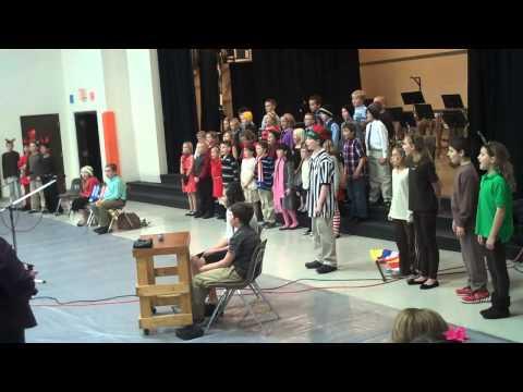 Elgin Public School Christmas Concert 2013