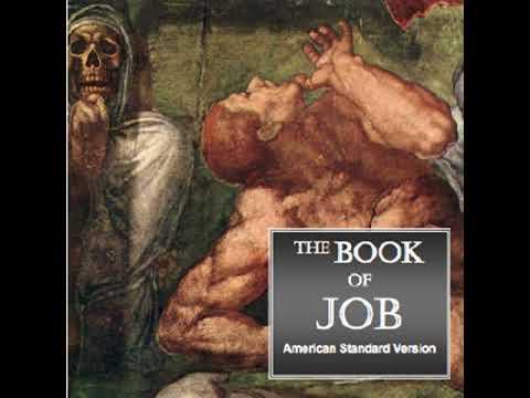 Bible (ASV) 18: Job by AMERICAN STANDARD VERSION read by Robert Garrison | Full Audio Book