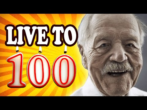 Top 10 Centenarians Giving Advice for Living to 100 Years Old — TopTenzNet