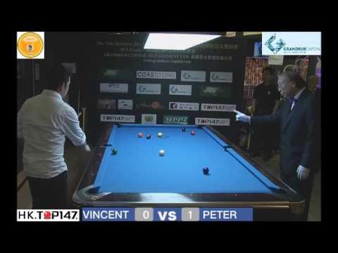 Rocky Lane Worlds Best - Vincent Luh vs Peter Chen 陳永鵬