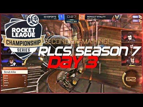 RLCS SEASON 7 WORLD CHAMPIONSHIP - DAY 3 - FINALS