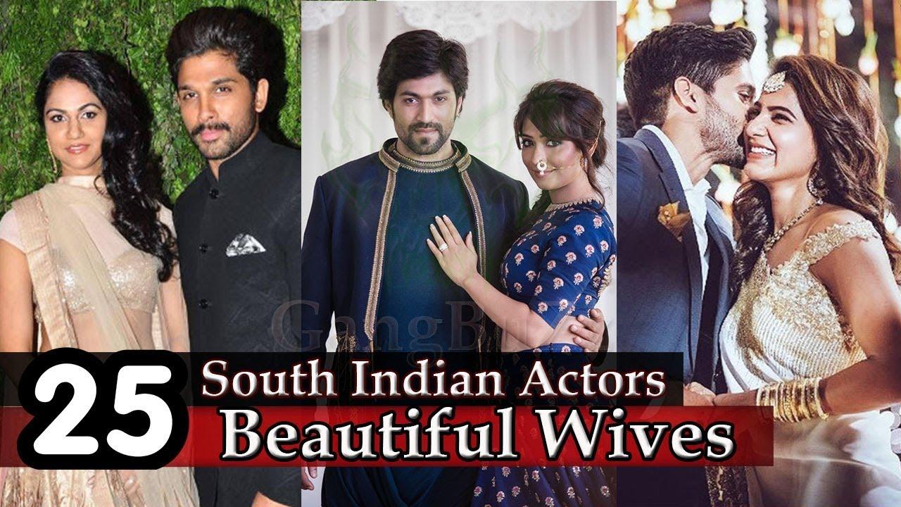 South Indian Actors Wife - 25 Smukkeste Hustruer af-4096