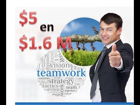 Presentation de TeamWork Project en francais