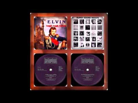 ELVIN - YOU SET MY HEART ON FIRE / LUGGI, LUGGI, LUDWIG 1986