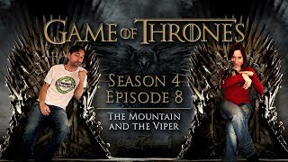 Game of Thrones Season 4: Recap #8 - The Mountain and the Viper