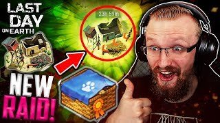 NEW TYPE OF EVENTS?! (Abandoned House) - Last Day on Earth: Survival