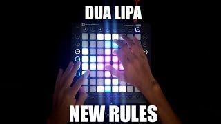 Baixar Dua Lipa - New Rules (Robin Hustin remix) || Launchpad pro cover