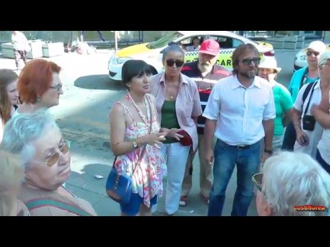 Macedonia, Skopje part1- Serbia,Montenegro,Croatia,Albania,Macedonia,Bulgaria-Travel video