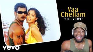 Download Thoranai - Vaa Chellam Video | Mani Sharma (REACTION)