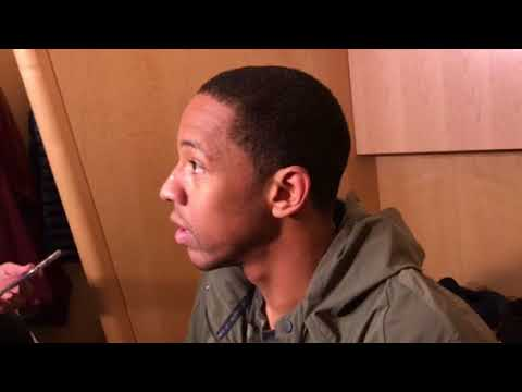 Cavs' Channing Frye on his potential game-winning 3