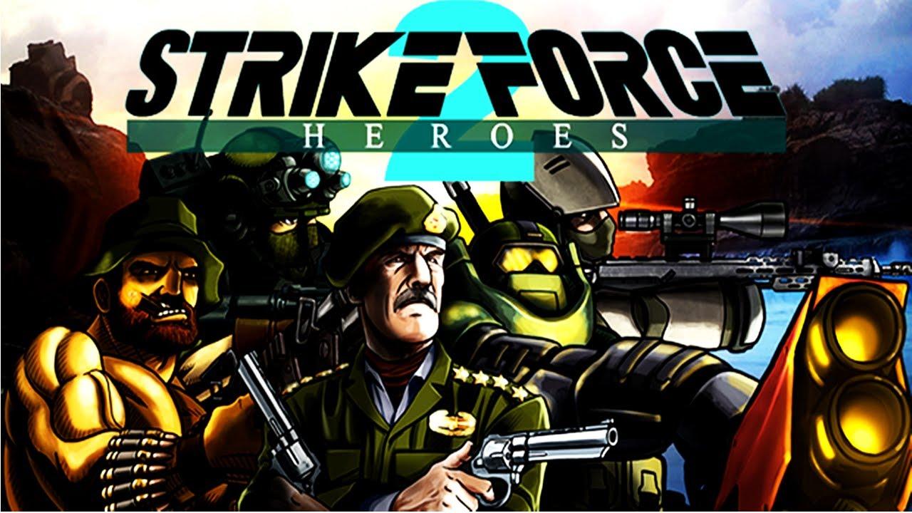 Strike Heroes 2