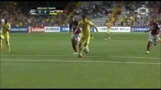 Saprissa vs Club America 0-3 Cuartos De Final IDA CONCACAF Champions League 25/2/15