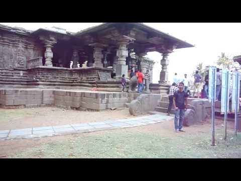 Warangal 1000 pillars temple