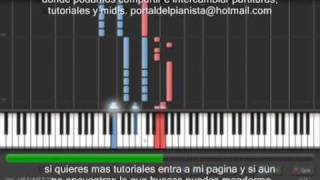 kinjirareta asobi rozen maiden piano tutorial synthesia.avi