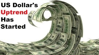 Two Scenarios for US Dollar - Forecast and Elliott Wave Projection
