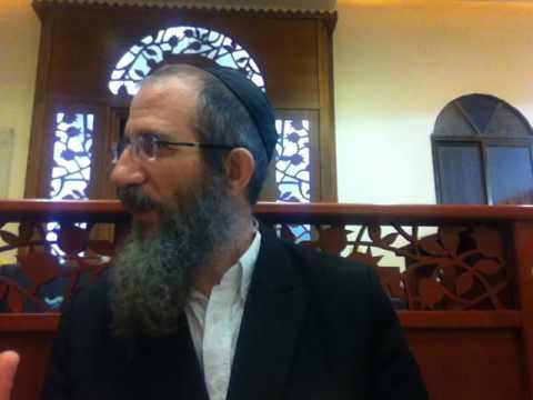 הרב ברוך וילהלם - תניא - ליקוטי אמרים המשך פרק ראשון