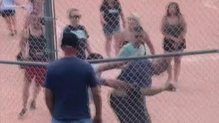 Injuries reported, several people cited after fight erupts at youth baseball game