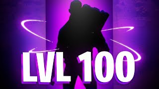 PLAYING WITH THE SKIN LEVEL 100 SEASON 6 FORTNITE