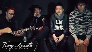 Yêu Thương Nhận Lại (acoustic) | YANBI, T AKAY ft TÙNG ACOUSTIC