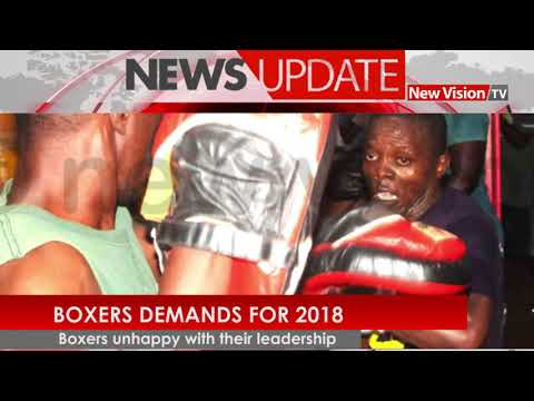 Boxers demands for 2018
