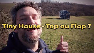 Tiny House : Échec Ou RÉussite ? Voyage Voyages En Fourgon AmÉnagÉ - Van Life - Part-1