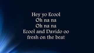 DJ ECool Ft Davido - ADA Lyrics Video