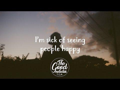 Savannah Sgro - Happy Anymore   Lyric