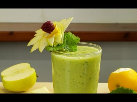 Best Smoothie in the World - Fruit Juice Smoothie Recipe