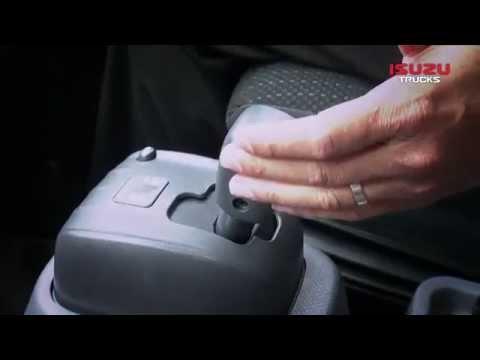 Isuzu N Series Demonstration & Explanation 6: AMT Introduction - Isuzu Australia Limited