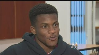 Brockton High School Senior Accepted To 7 Of 8 Ivy League Schools
