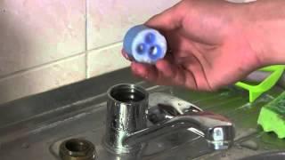 видео Устройство водопроводного крана: схема смесителя, установка, как отремонтровать