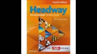 New Headway Pre Intermediate 4 Edition Student 39 S Book CD1 Part AndCD2 Part2