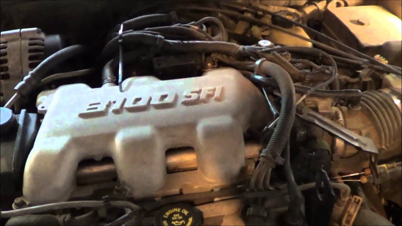 4l Engine Diagram Chevy Malibu Boggs Down Bad Converter Youtube