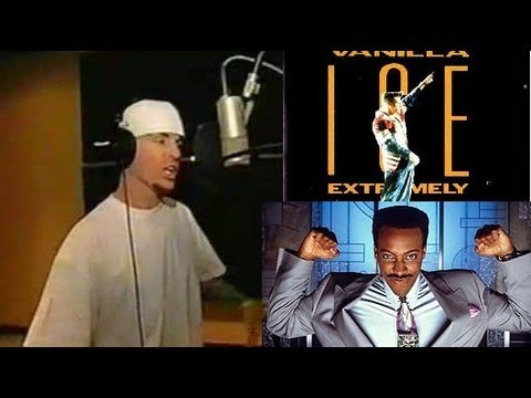 Vanilla Ice Talks New Record & Arsenio Hall